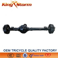 2015 hot sale and high performance three wheel motorcycle golf cart rear axle