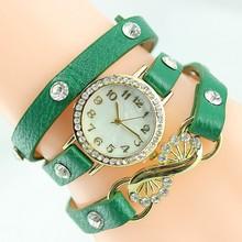 China Supply High Quality Watch Fashional Colorful Women Wrist Watches WW04