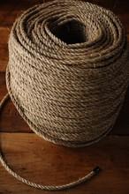 Nautical Wedding - DIY Manila Rope - Nautical Rope - Nautical Decor - (1/4 inch Rope) (per 15 feet)