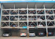 PLC control mulitilayer parking