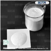 emulsoid water soluble binder redispersible polyme