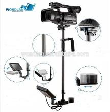 WONDLAN LE304 Leopard III Dual Arm Carbon Fiber Stabilizer DSLR Video Camera Accessories Stabilizer Steadicam