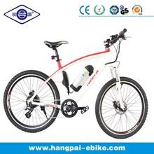 aluminum electric mountain bike HP-E009