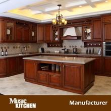 Dining room furniture modern wood kitchen cabinet