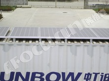 Eco-friendly/new energy Solar Panel powered Cold Room