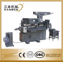 SBY-240 Sticker Label Printing Machine, Automatic label printing machine computer