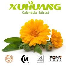 Kosher Halal ISO 9001Factory Supply marigold flower extract powder/Marigold P.E.