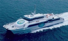 used fast passenger Ferry