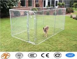 Outdoor Dog Run Kennel
