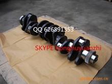 SHANGCHAI diesel engine D6114 SC9D ENGINE PARTS D06A-101-35 Crankshaft FOR SDLG XCMG XGMA C6121 Diesel Engine Crankshaft