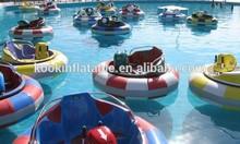 Amusement park adult electric battery inflatable bumper boat