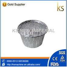 small aluminum foil bowl /cups