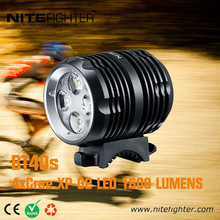 Nitefighter BT40S Bicycle accessoiry Ultra Bright Downhill Bike Light Waterproof LED bicycle Front light 1600 lumens