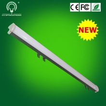 High lumin smd2835 led chips 100w ip65 120lm/w 1500mm tri-proof led tube