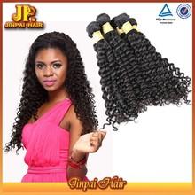 JP Hair Cheap Price Deep Wave Virgin Remy Peruvian Hair Weave