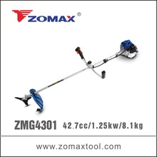 made in china 42.7cc ZMG4301 garden brush cutter, best brush cutter, brush cutter price