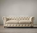 Die zierliche Kensington gepolstertes sofa sf-4011