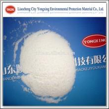 High effective anionic polyacrylamide pam powder coal washing