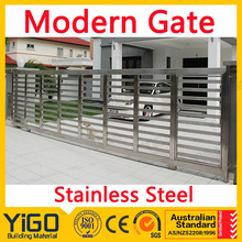 High quality sliding gate parts with CE certificate
