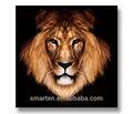 ราคาถูกสิงโตและเสือภาพวาดตกแต่งบ้าน