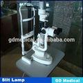 Médico gaodin gsl-215 fda lâmpada de fenda elétrica de mesa