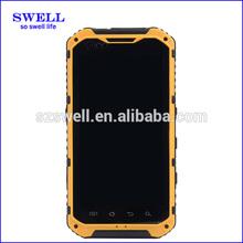 Hot sale! ip68 waterproof smartphone 4.3inch military grade IP67 waterproof android rugged android phone