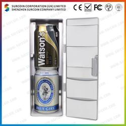 900ml Mini Fridge 5V or 12V mini 2gb usb portable mini fridge