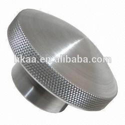 2015 best selling aluminum knurled head cap screw