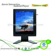 kiosk stand for laptop/advertising tablet kiosk 22 inch
