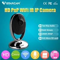 2015 VStarcam ONVIF 720P surveillance IP camera P2P hidden video camera child