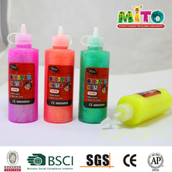 high quality non-toxic fashionable glue sparkle for kids