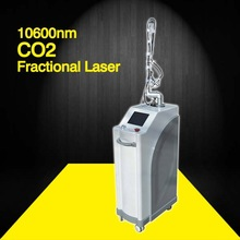 Salon Vertical RF co2 fractional laser skin treatment machine/Aesthetic CO2 LASER Equipment