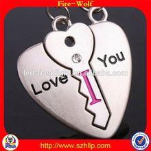 Wood Keychain Gift Popular Keychain Souvenir Gift Manufacturer
