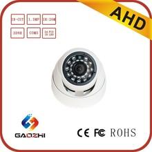 "CCTV 1.0 Megapixel 1/4""CMOS Waterproof IP66 IR LED Outdoor Dome AHD Analog Camera"