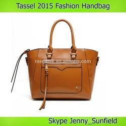 Fashion women handbag Trendy 2015 handbag tassel hobo bags