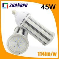 Waterproof 114lm/w 82Ra 230v E27 E40 45W garden lights 24 volt