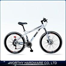 WORTHY 2015 New Style 26 Inch 21 speed Bicicletas Full Suspension Steel MTB Bicicleta Mountain Bike