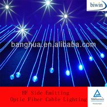 BF Side Emitting Optic Fiber Cable Lighting
