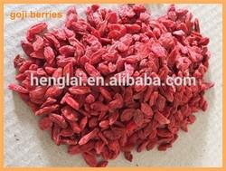 wholesale snack food goji fruit dried goji berries from china