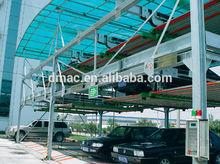 3D mulitilayer parking