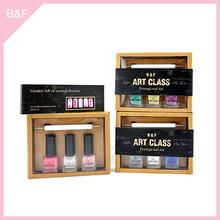 Private label makeup Nail Polish professional acylic nail brush