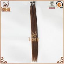 5A Grade Human Hair Extension,Free Sample Best Quality European Hair Pre Bonded U Tip Hair