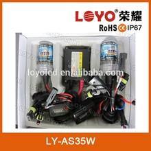 2015 China High Bright car auto car hid xenon kits 35w/55w/75w/100w