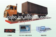 21m 150 ton digital truck scales