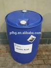 forvinyl acetate,polyvinyl alcohol, terephthalic acid,celluilse acetate,plastics Hot industrial 75% acetic acid