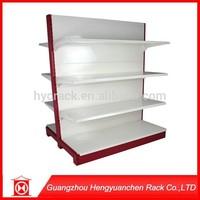 Supermarket rack /store Display Equipment/metal Gondola Storage Shelf