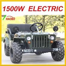 1500W electric bike -MINI JEEP