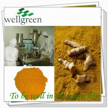 top purity 458-37-7 usp standard food pigment raw material turmeric oil extraction