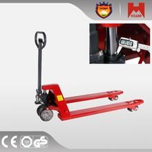 Para palés manual de reparación alcance manual de la mano del apilador carretilla elevadora