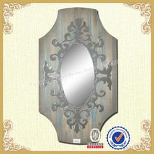 Fixing mirror frame vintage
